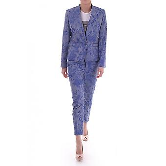 Paul Smith Womens Jacket Floral Emb Cotton