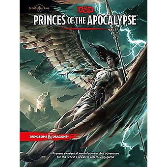 Princes of the Apocalypse Dungeons and Dragons Accessories - Book