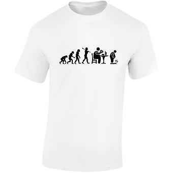 Fast Food Evo Evolution Kids Unisex T-Shirt 8 Colours (XS-XL) by swagwear