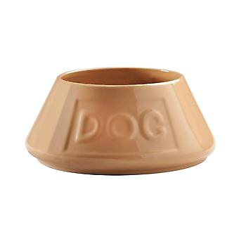 Mason Cash Cane Non Tip Lettered Dog Bowl