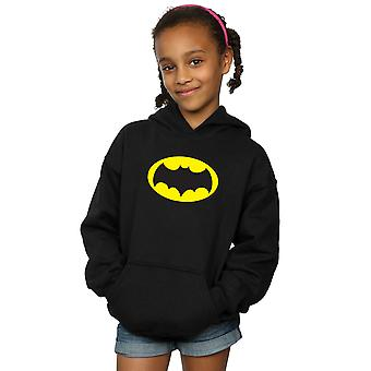 DC Comics Girls Batman TV Series Logo Hoodie