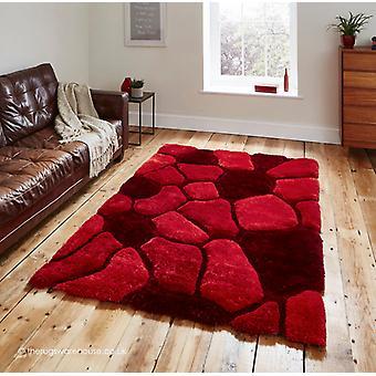 Brostenene røde tæppe