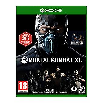 Mortal Kombat XL (Xbox One) - New