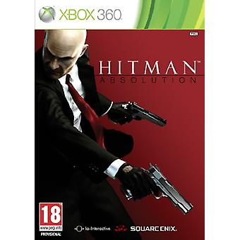 Hitman Absolution (Xbox 360) - Neu