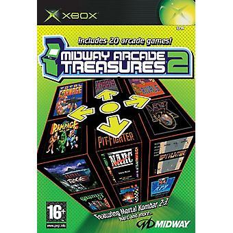 Midway Arcade Treasures 2 (Xbox) - Nouveau