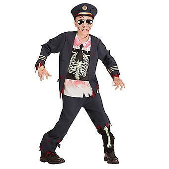 Zombie politibetjent