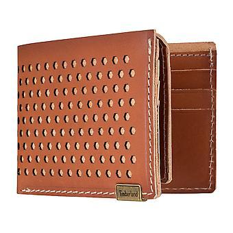 Timberland mænd pung tegnebog pung Cognac 7116