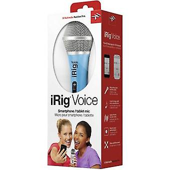 IK Multimedia iRig Voice Handheld Microphone (vocals) Transfer type:Corded
