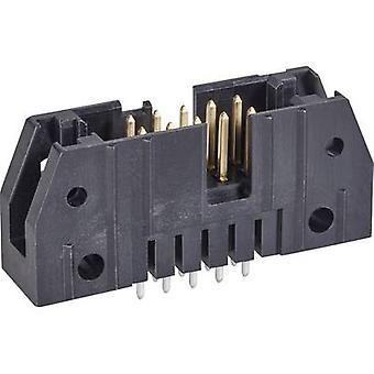 TE Connectivity Pin pasek odstępy kontakt: 2.54 mm całkowita ilość pinów: 50 nr wiersze: 2 1 szt.