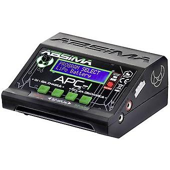 Absima APC-1 Scale model multifunction charger 12 V, 230 V 10 A