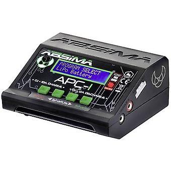 Absima APC-1 Modell Multifunktionsladegerät 12 V, 230 V 10 A