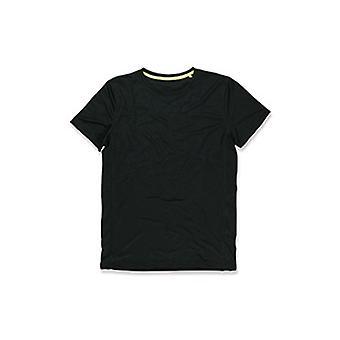 Stedman Mens Set In Mesh T-Shirt
