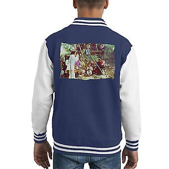 TV tijden Rolling Stones Festival Kid's Varsity Jacket