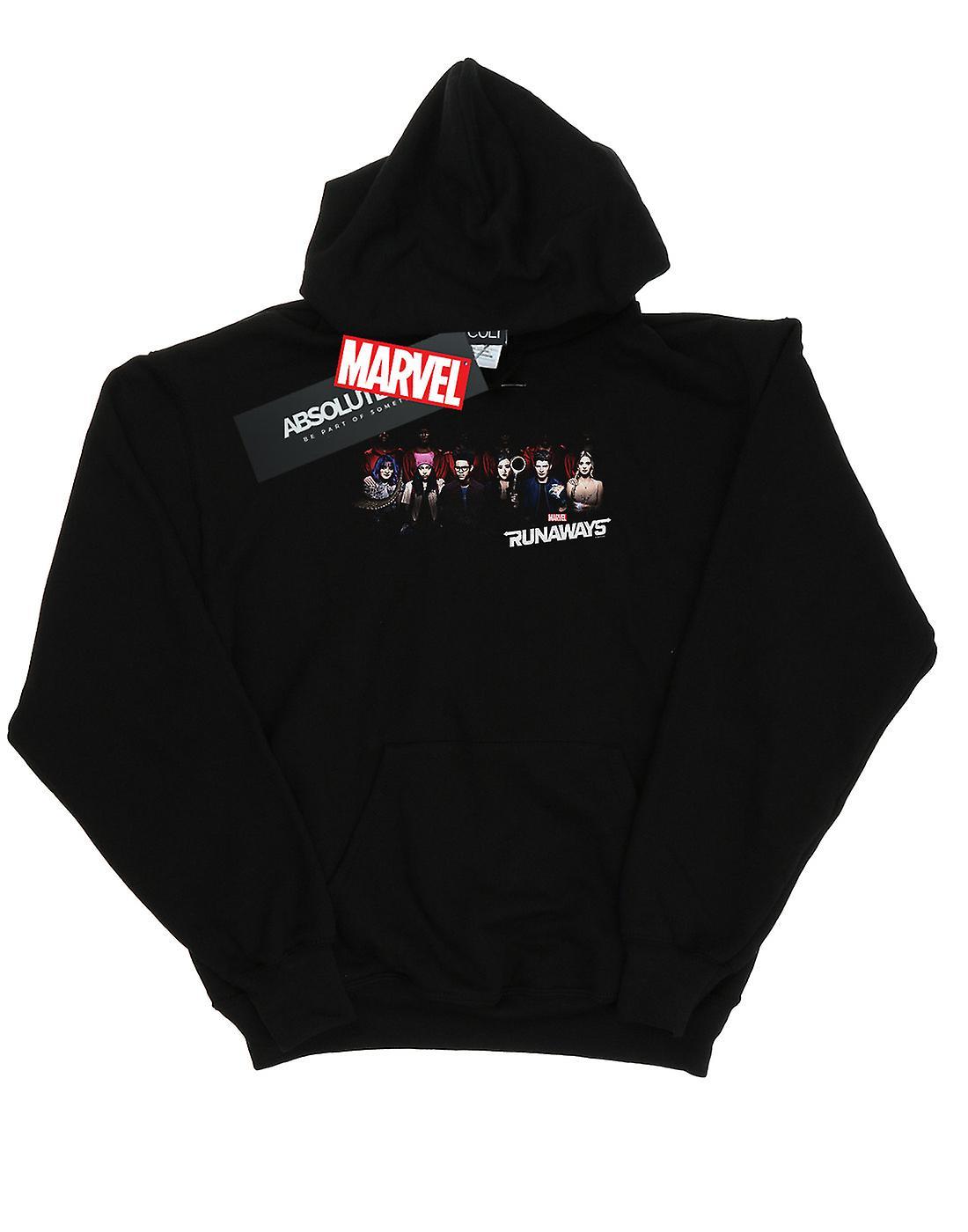 Marvel Girls Runaways Lineup Hoodie