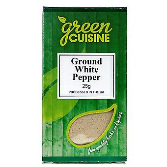 Green Cuisine Ground White Pepper