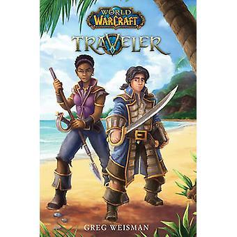 World of Warcraft - viajante #1 por Greg Weisman - livro 9780545906678