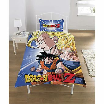 Dragon Ball Z Tek Yorgan Kapak Seti