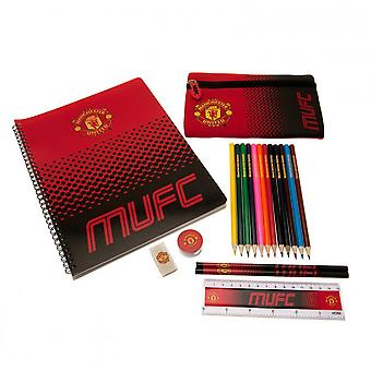 Manchester United FC Official Ultimate Stationery Set