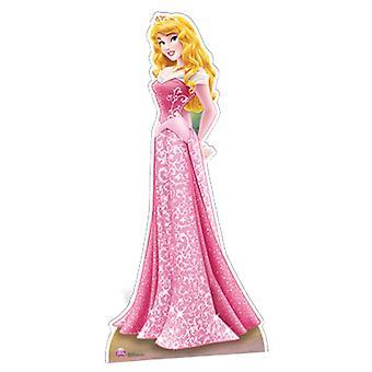 Recorte de papelão Princesa Aurora Disney / cartaz