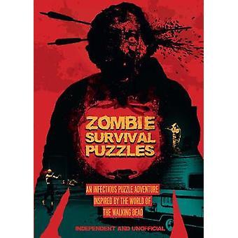 Zombie Survival gåder af Jason Ward - 9781780979892 bog