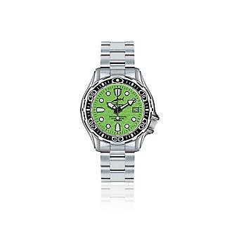 CHRIS BENZ - Diver Watch - DEEP 500M AUTOMATIC - CB-500A-G-MB