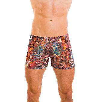 Kiniki Pavo Tan durch Schwimmen Shorts Herren Bademode