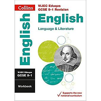 WJEC GCSE Eduqas 9-1 en inglés y literatura inglesa libro (Collins GCSE 9-1 revisión) (Collins GCSE 9-1 revisión)