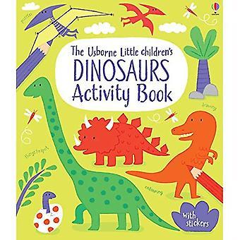 Kleine dinosaurus activiteit kinderboek