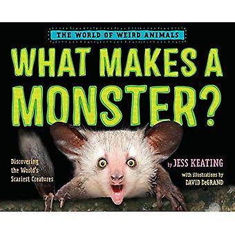 Millainen hirviö?: löytää maailman pelottavin olentoja