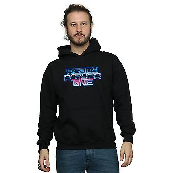 Ready Player One Men's Gradient Logo Hoodie