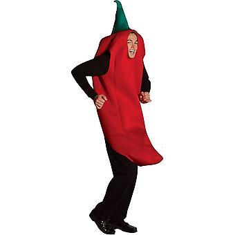 Chili Pepper aikuisten puku