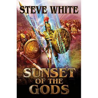 Sunset of the Gods by Steve White - 9781476736167 Book