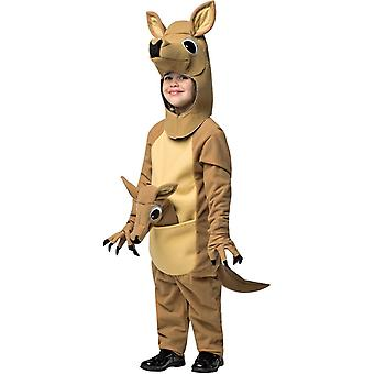 Kangaroo Todllers Costume