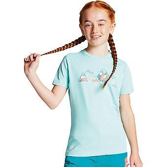 Tør 2B drenge & piger vanvid kortærmet Casual T Shirt