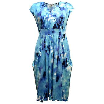MARBLE Dress 5350 Blue