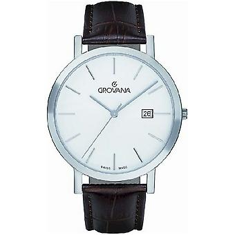 Grovana horloges mens watch traditionele 1230.1933
