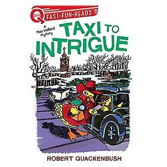 Taxi zur Intrige: A Miss Mallard Mystery (QUIX)