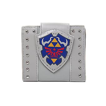 The Legend of Zelda Link's Shield Bi-Fold Wallet
