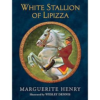 White Stallion of Lipizza by Marguerite Henry - Wesley Dennis - 97814