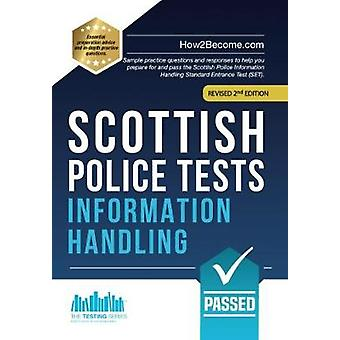 Scottish Police Tests - INFORMATION HANDLING - Sample practice question
