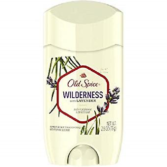 Old Spice Wilderness Scent Anti-Perspirant/Deodorant