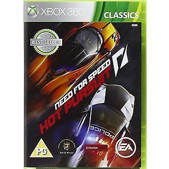 Need for Speed achtervolging [Classics] Xbox 360 spel