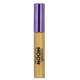Cosmic Moon - Metallic Eye Liner - 10ml - For mesmerising metallic eye styles - Gold