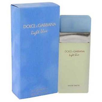 Light Blue By Dolce & Gabbana Eau De Toilette Spray 1.7 Oz (women) V728-418220