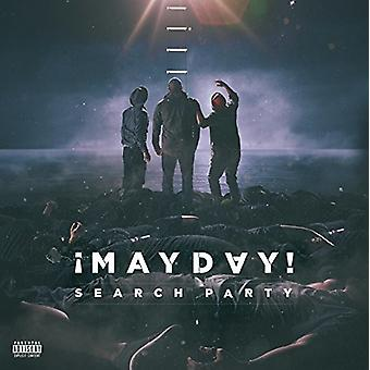 Mayday - Search Party [CD] USA import