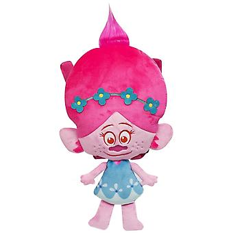 Trolls Poppy Plush Backpack