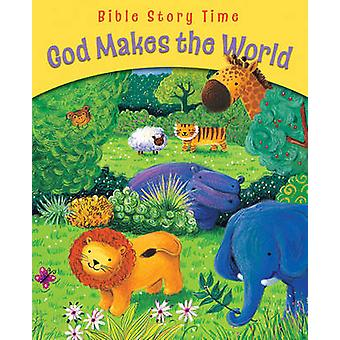 God Makes the World by Sophie Piper - Estelle Corke - 9780745963549 B