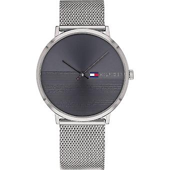 Tommy Hilfiger Stainless Steel Mesh Mens Watch 1791465