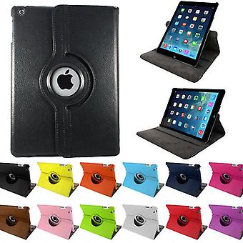 360 ° fleksibel roterende veske til iPad 2 iPad 3 iPad 4