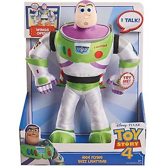 Buzz Lightyear doll with sound effects